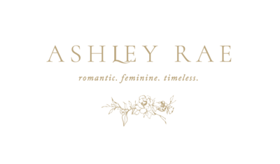 Ashley Rae Branding_Primary Logo