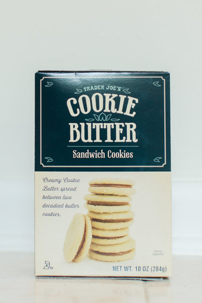 Cookie Butter Cookie-1