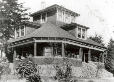 Original  Buchanan House