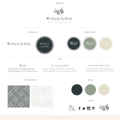 premade-branding-for-creatives-florist-natural-WillowOak_BrandBoard_v01