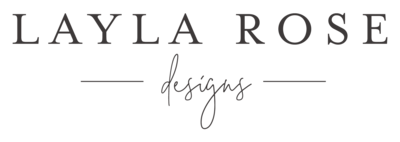 Layla Rose Designs Rebrand_LRD logo copy