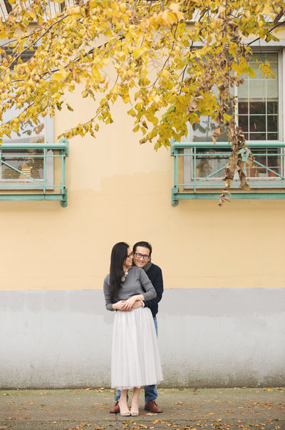 Burnaby Engagement Session
