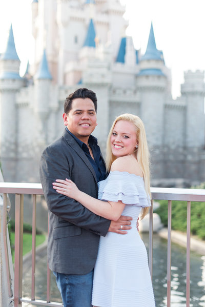 Magic Kingdom Engagement Photos, Magic Kingdom Engagement Photographer, Magic Kingdom Photographer