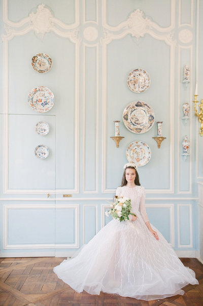 Château de Villette Wedding in France