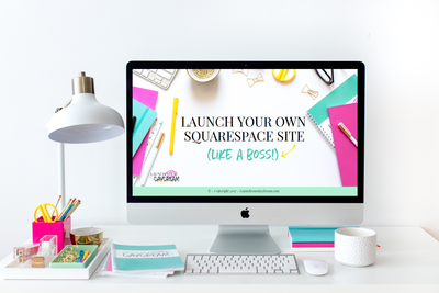 Launch Your Own Ss Site - iMAC