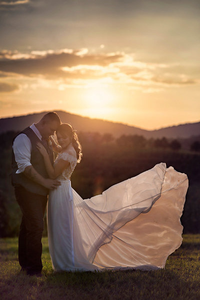 north_georgia_wedding_photography_sunset_bride_and_groom