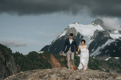 Artist Point PNW Seattle Elopement Planner