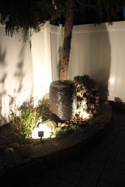 nightlighting bubbling urn