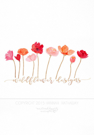 Wild_Flower_Feminine_Watercolor_Painted_Premade_Boho_Business_Logo__Item__139BK_-269809323-_1