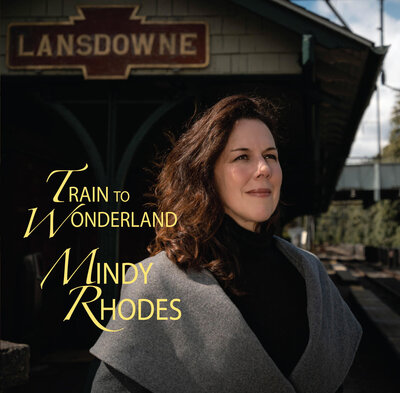 Train to Wonderland CD Front