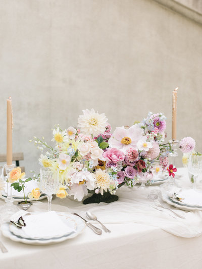 RSVP Events is a full-service fine art wedding planner in Nashville, TN producing FLORA, the first edition of Nashville Bridal Fashion Week.