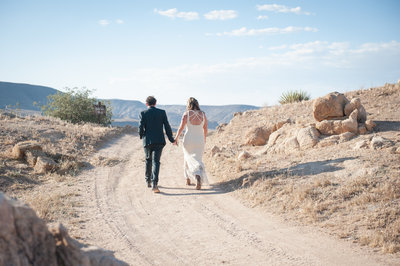Destination Wedding Photography Joshua Tree Wedding Photography Le Haut Desert Aerie070