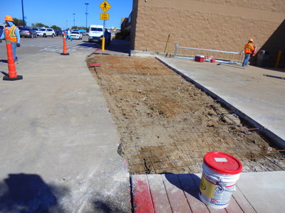 Walmart, Wichita, KS Concrete (2)