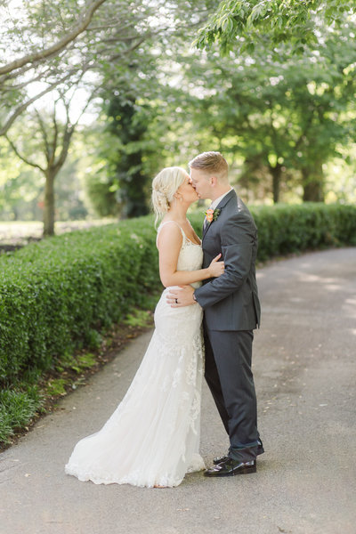 Haseltine Estate Wedding Photo