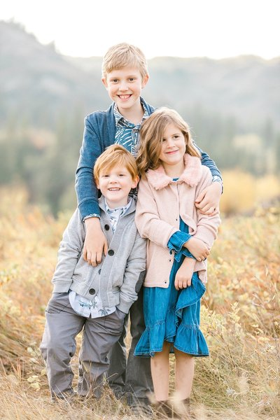 Stettler Family Photographer