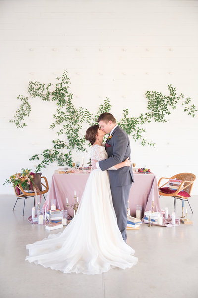 Storybook Rose and Blue Wedding Styled Shoot (137)
