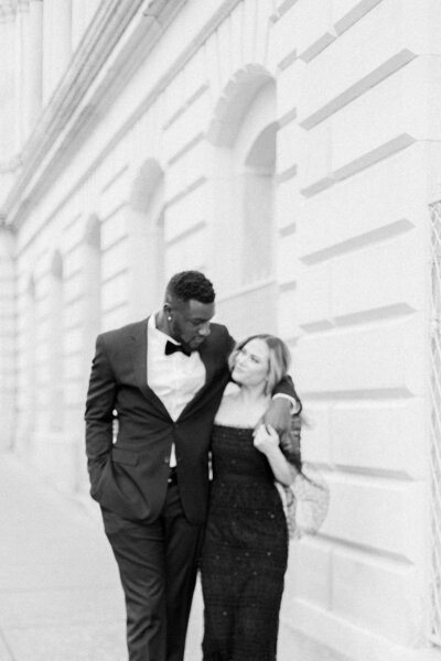 City Chic Elopement Engagement Session by Charlottesville Virginia Washington DC Maryland Wedding Photographer Costola Photography_1066