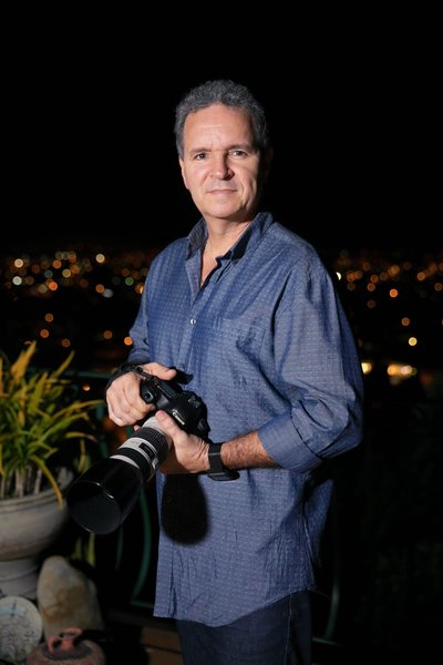 Portrait of Ross Photography main photographer, Brett Ross. Photo by Ross Photography, Trinidad, W.I..