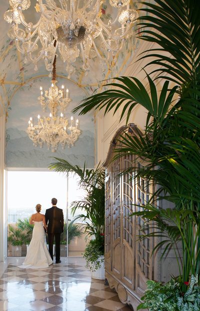 Beverly Hills Four Seasons wedding locations in Los Angeles photo by Gilmore Studios