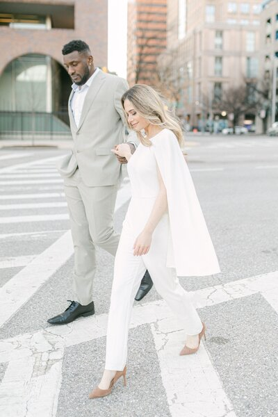 City Chic Elopement Engagement Session by Charlottesville Virginia Washington DC Maryland Wedding Photographer Costola Photography_1046