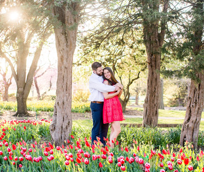 Erika & Luke- Spring Engagement -025
