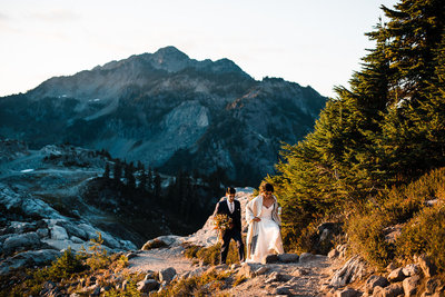 PNW North Cascade Mountains Adventure Wedding Planner