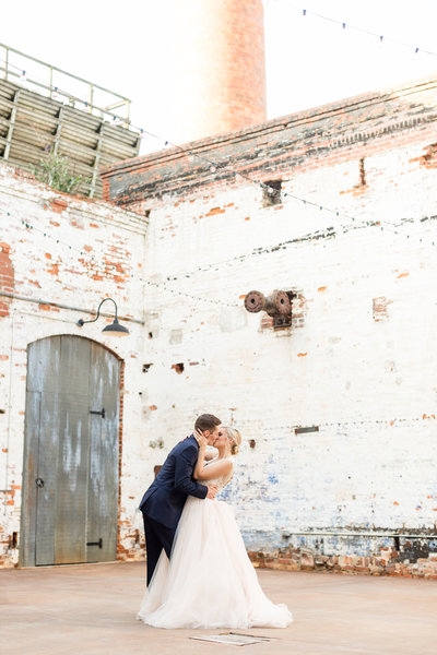 Engine Room Wedding in Monroe Georgia Photography