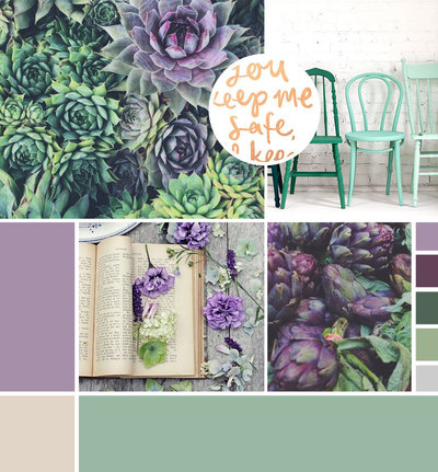 Green-and-Purple-Moodboard