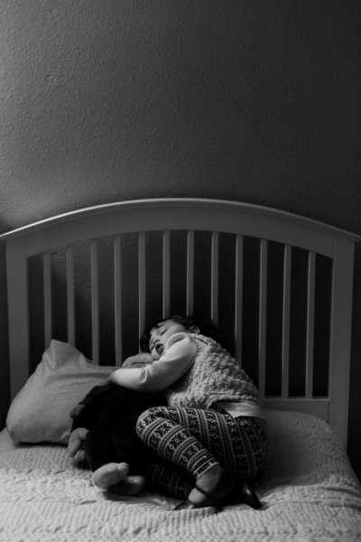 child sleeping family photography emma lee photography