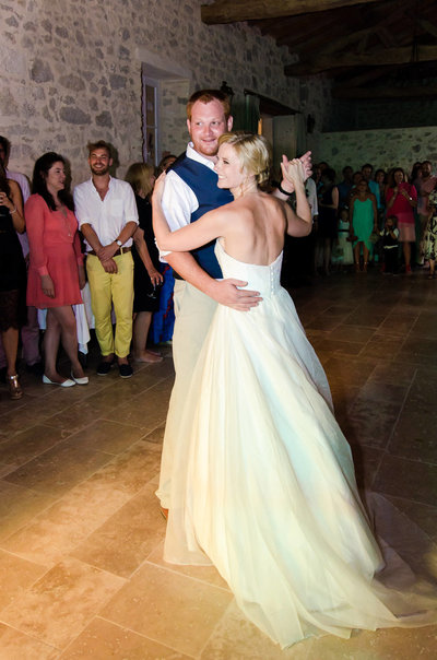 First Dance - Wedding South of France