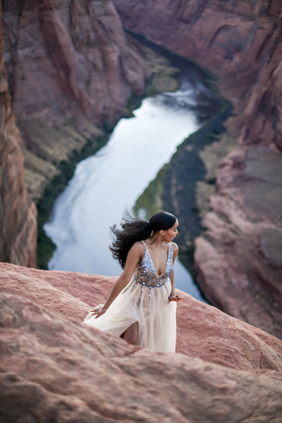 9.27.19 LR model DiAnne Horseshoe Bend Antelope Canyon Page Arizona Photography by Terri Attridge-39