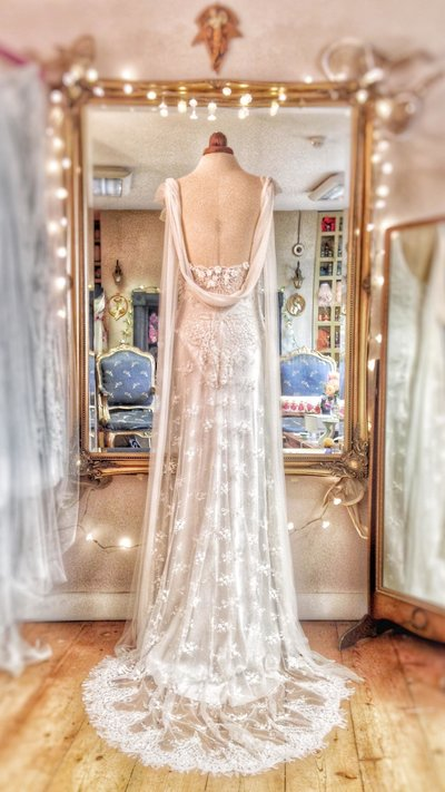 Galatea_cowl_back_beaded_lace_boho_wedding_dress_JoanneFlemingDesign (1)