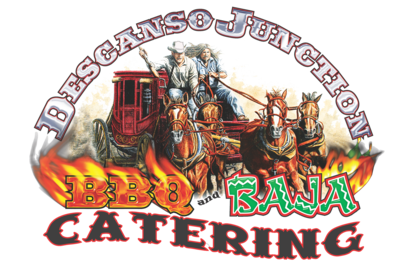 Descanso Junction logo Catering web