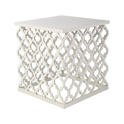 White Kasbah Coffee Table