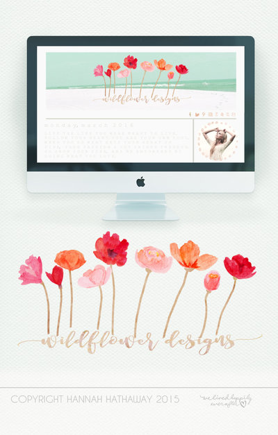 Wild_Flower_Feminine_Watercolor_Painted_Premade_Boho_Business_Logo__Item__139BK_-269809323-_4