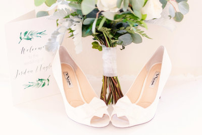 wedding shoes for your ceremony and reception in michigan