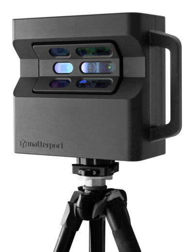 Matterport_Pro2-isolated-tripod