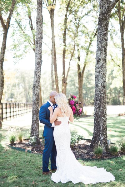 Jennifer and Don wedding at The White Sparrow by Adria Lea Photography