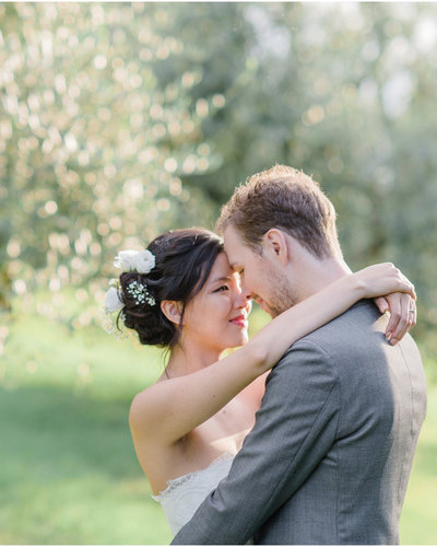Fine Art Wedding Photography - Kinds Words: Alexandra is very professional and was able to capture all the intimate and emotional moments wonderfully.