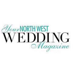 As featured on the front cover for a wedding at Thornton Manor Cheshire