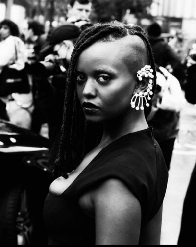 Kelela  Paris Hair Stylist Artist Celebrity