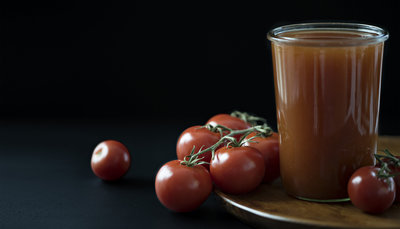 how to make tomato broth in an electric pressure cooker