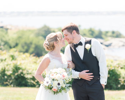 Ocean Cliff summer wedding-newport ri