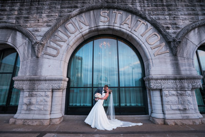 Union Station Hotel Wedding Videography