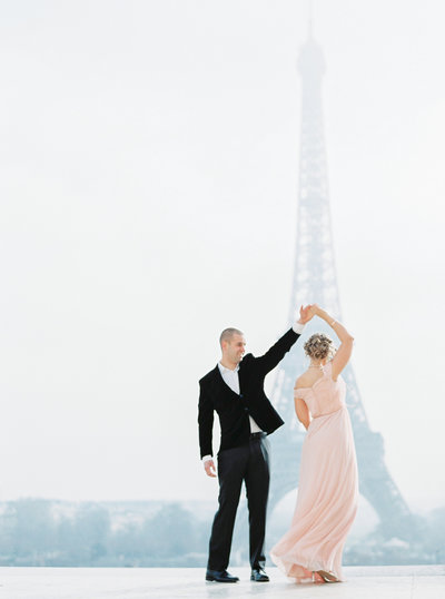 Emily Claire Events Paris Wedding