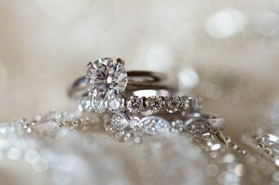 Donkey creek bridge wedding rings