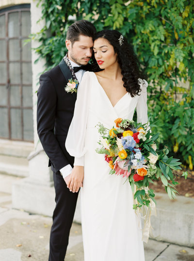 Hacienda Sarria Kitchener Wedding Photographer Fine Art Film