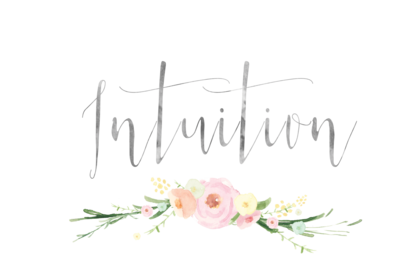 Intuition.w.flowers