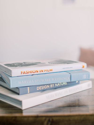 design and wedding books for inspiration