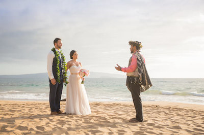 Maui Ministers for wedding packages